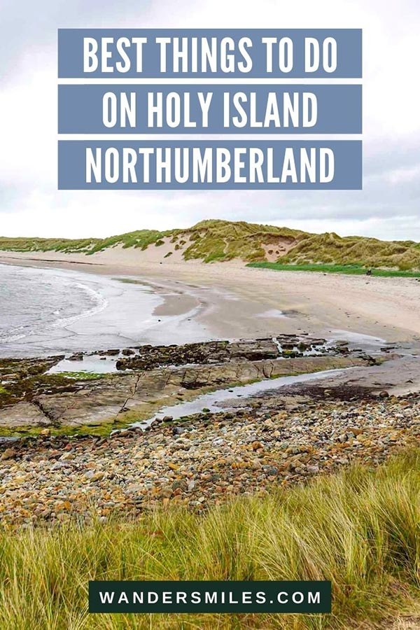 Best things to do on Holy Island of Lindisfarne, Northumberland