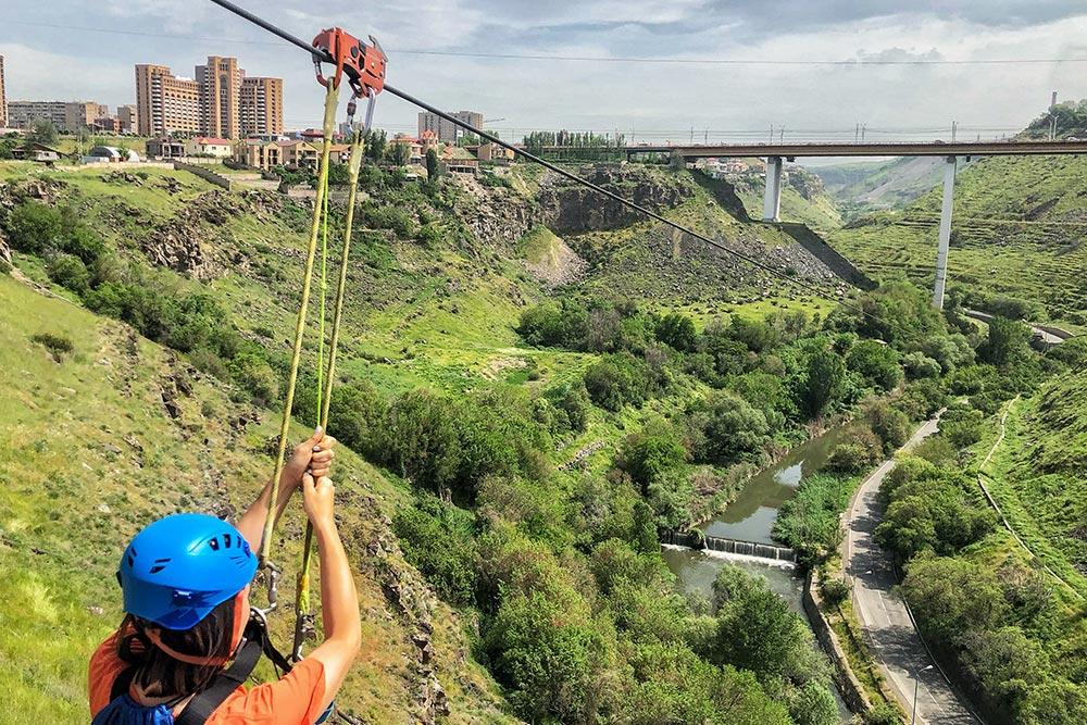 Yerevan Zipline