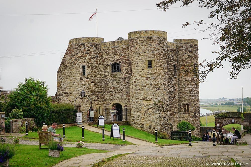 Visit Rye Castle or Ypres Tower