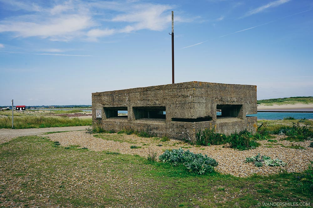 WWII Pillboxes Rye