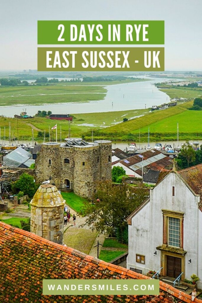 Explore 2 Days in Rye, East Sussex