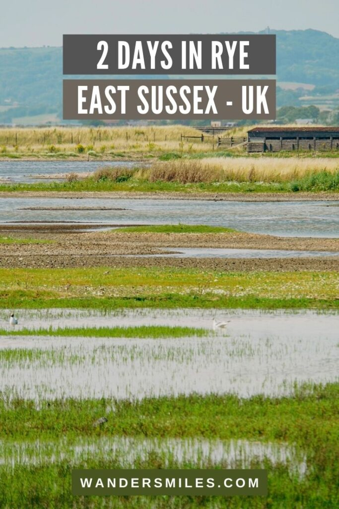 Itinerary for 2 Days in Rye, East Sussex