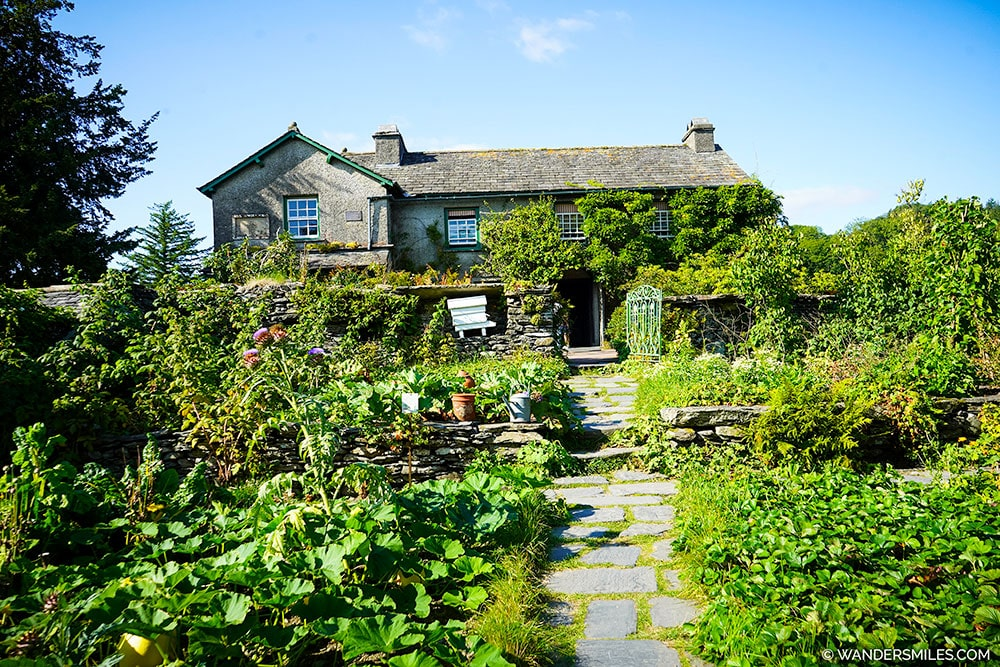 Beatrix Potter Hill Top Farmhouse in Near Sawrey